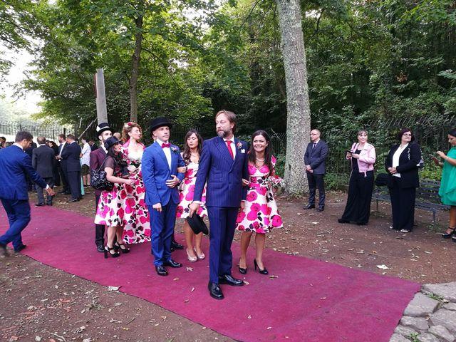 Il matrimonio di Ingrid e Emiliano a Manziana, Roma 46