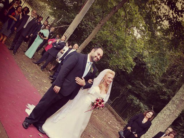 Il matrimonio di Ingrid e Emiliano a Manziana, Roma 47