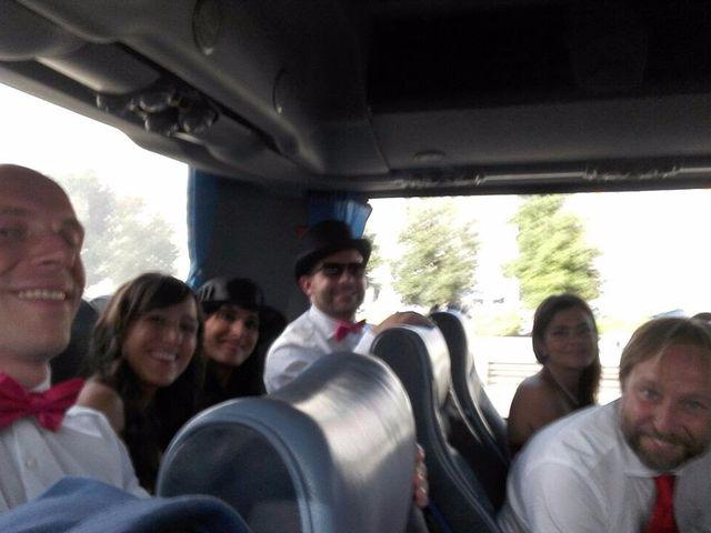 Il matrimonio di Ingrid e Emiliano a Manziana, Roma 48