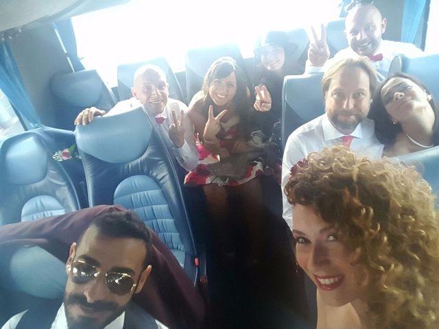 Il matrimonio di Ingrid e Emiliano a Manziana, Roma 49