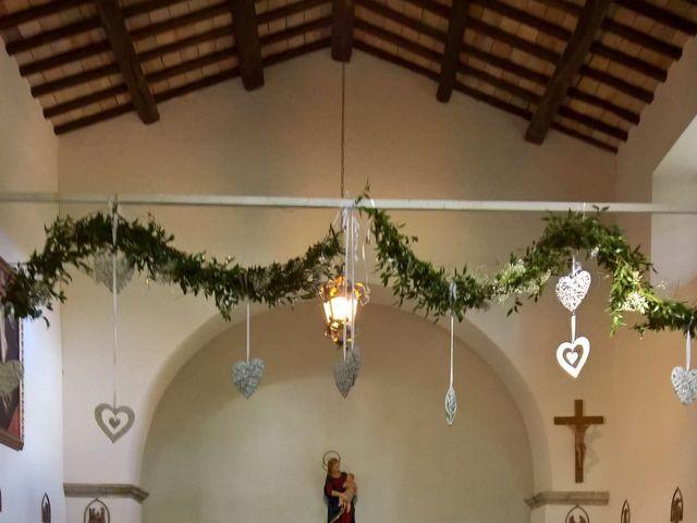 Il matrimonio di Ingrid e Emiliano a Manziana, Roma 56