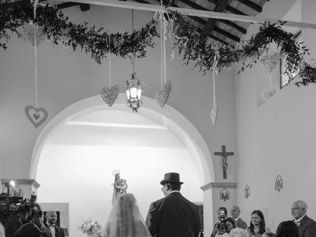 Il matrimonio di Ingrid e Emiliano a Manziana, Roma 57