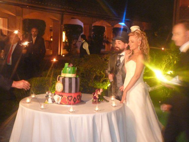 Il matrimonio di Ingrid e Emiliano a Manziana, Roma 61