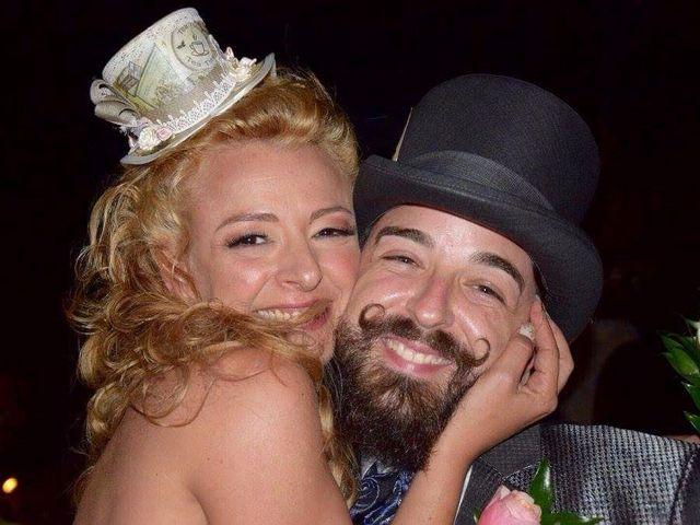 Il matrimonio di Ingrid e Emiliano a Manziana, Roma 63