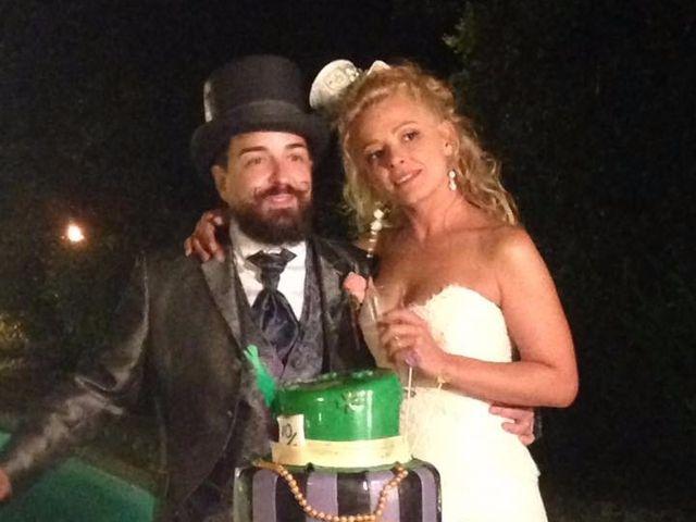 Il matrimonio di Ingrid e Emiliano a Manziana, Roma 67