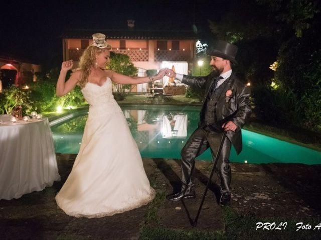 Il matrimonio di Ingrid e Emiliano a Manziana, Roma 1