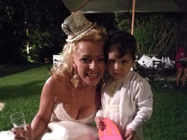Il matrimonio di Ingrid e Emiliano a Manziana, Roma 68