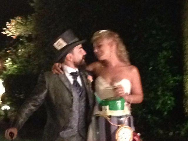 Il matrimonio di Ingrid e Emiliano a Manziana, Roma 72
