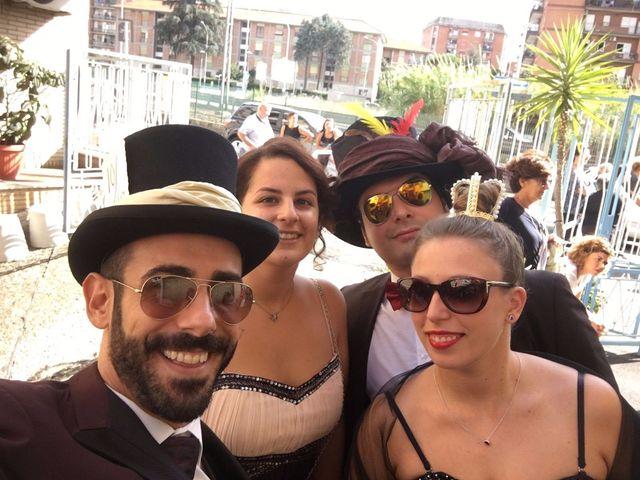 Il matrimonio di Ingrid e Emiliano a Manziana, Roma 76