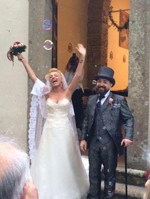Il matrimonio di Ingrid e Emiliano a Manziana, Roma 80
