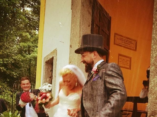 Il matrimonio di Ingrid e Emiliano a Manziana, Roma 81