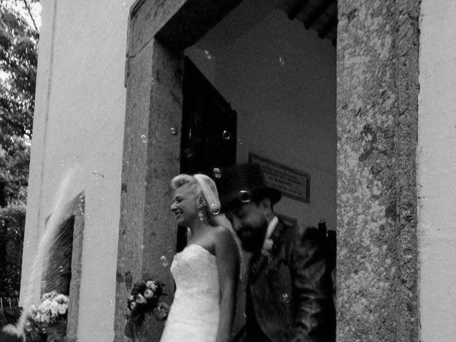 Il matrimonio di Ingrid e Emiliano a Manziana, Roma 82