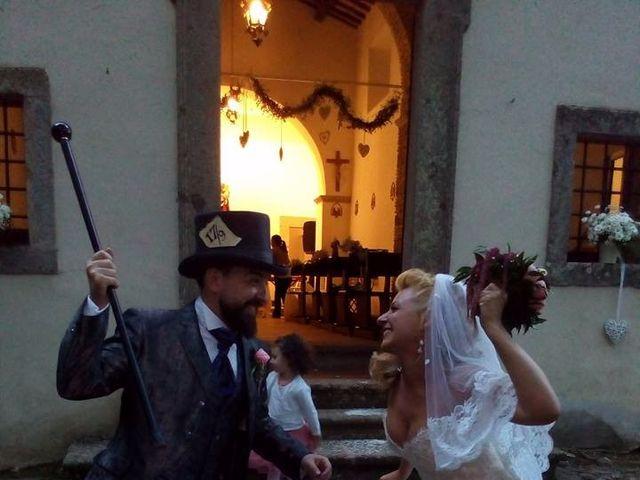Il matrimonio di Ingrid e Emiliano a Manziana, Roma 83
