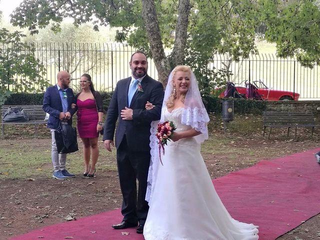Il matrimonio di Ingrid e Emiliano a Manziana, Roma 85