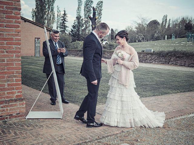 Il matrimonio di Rashid e Flavia a Bologna, Bologna 19