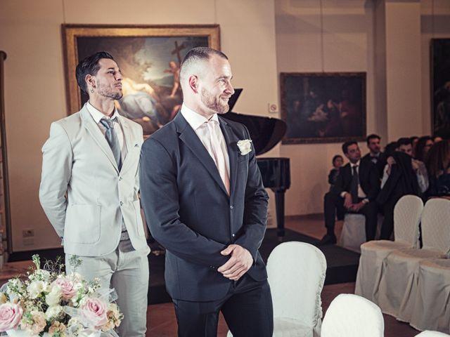 Il matrimonio di Rashid e Flavia a Bologna, Bologna 21