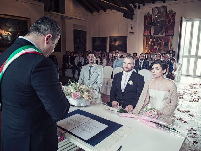 Il matrimonio di Rashid e Flavia a Bologna, Bologna 22