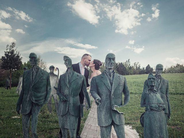 Il matrimonio di Rashid e Flavia a Bologna, Bologna 34