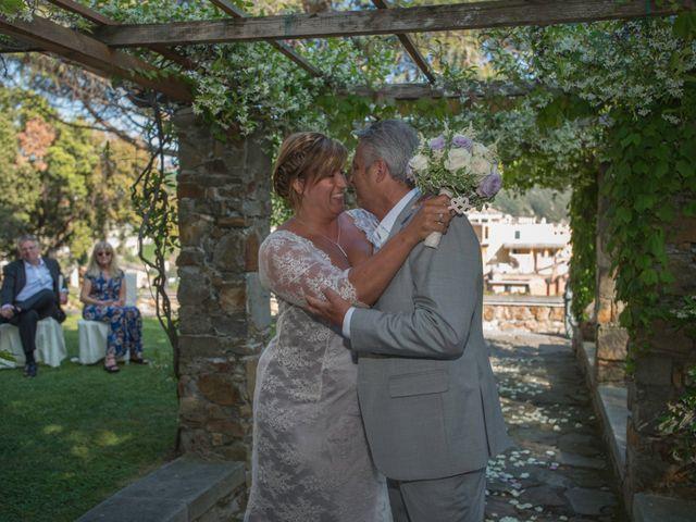 Il matrimonio di Glenn e Victoria a Sestri Levante, Genova 7