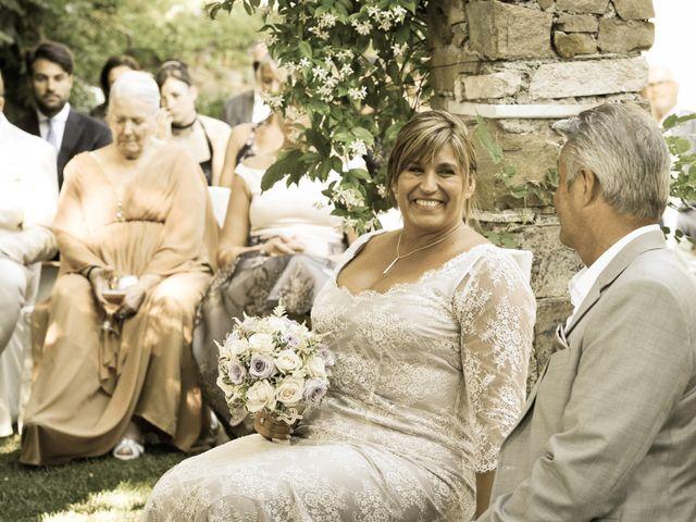 Il matrimonio di Glenn e Victoria a Sestri Levante, Genova 12