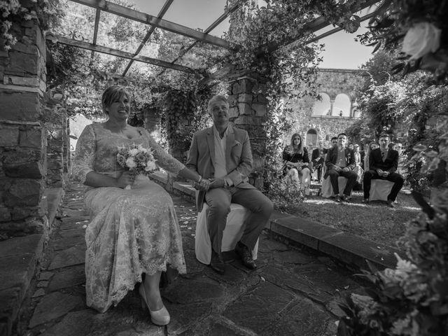 Il matrimonio di Glenn e Victoria a Sestri Levante, Genova 13
