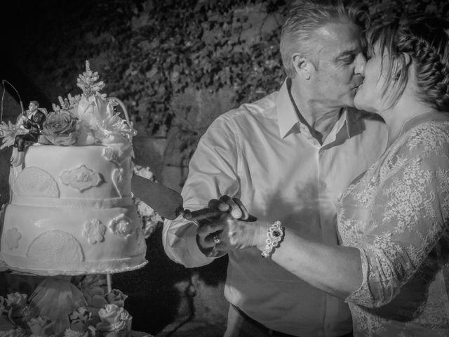 Le nozze di Victoria e Glenn