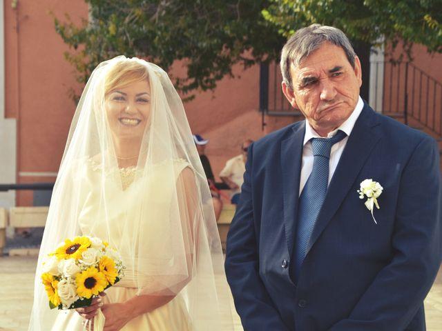 Il matrimonio di Alessandro e Marianna a Sinnai, Cagliari 17