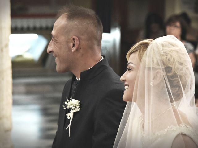 Il matrimonio di Alessandro e Marianna a Sinnai, Cagliari 27