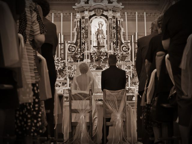 Il matrimonio di Alessandro e Marianna a Sinnai, Cagliari 32