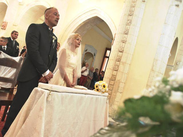 Il matrimonio di Alessandro e Marianna a Sinnai, Cagliari 45