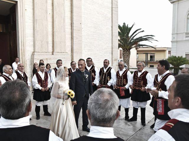 Il matrimonio di Alessandro e Marianna a Sinnai, Cagliari 50