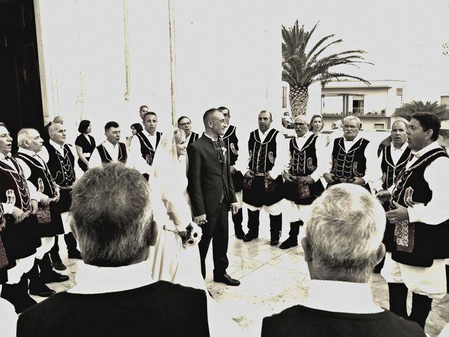 Il matrimonio di Alessandro e Marianna a Sinnai, Cagliari 51