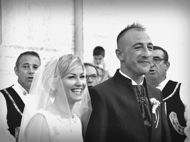 Il matrimonio di Alessandro e Marianna a Sinnai, Cagliari 52