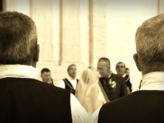 Il matrimonio di Alessandro e Marianna a Sinnai, Cagliari 53