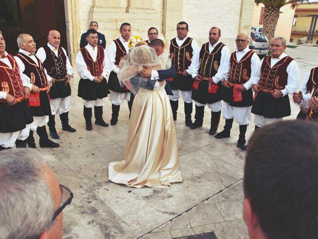 Il matrimonio di Alessandro e Marianna a Sinnai, Cagliari 55