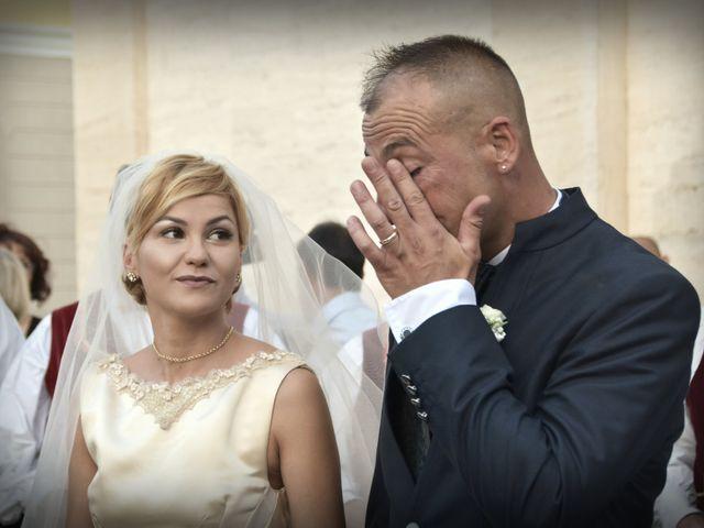 Il matrimonio di Alessandro e Marianna a Sinnai, Cagliari 56