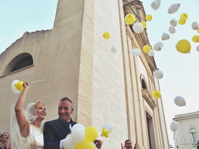 Il matrimonio di Alessandro e Marianna a Sinnai, Cagliari 67