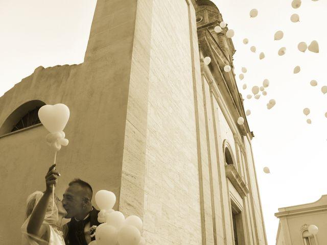 Il matrimonio di Alessandro e Marianna a Sinnai, Cagliari 68