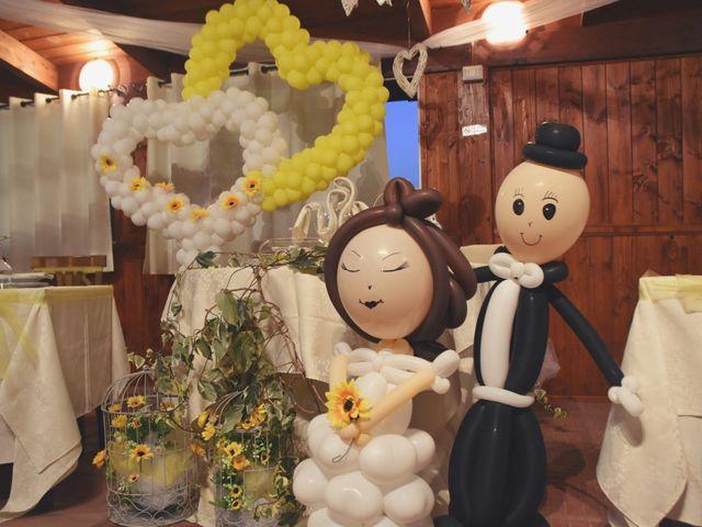 Il matrimonio di Alessandro e Marianna a Sinnai, Cagliari 69