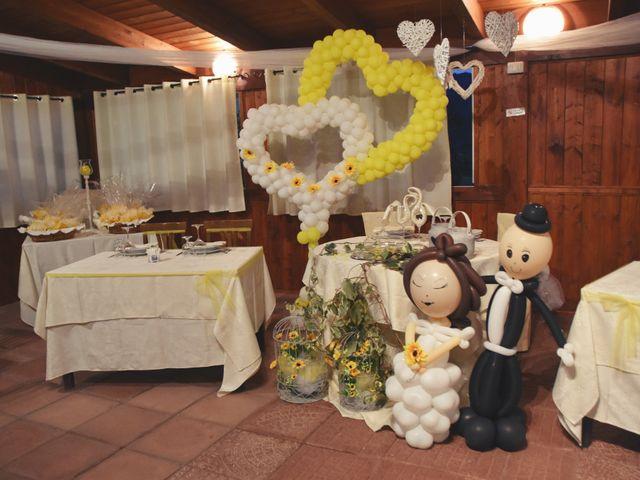 Il matrimonio di Alessandro e Marianna a Sinnai, Cagliari 71
