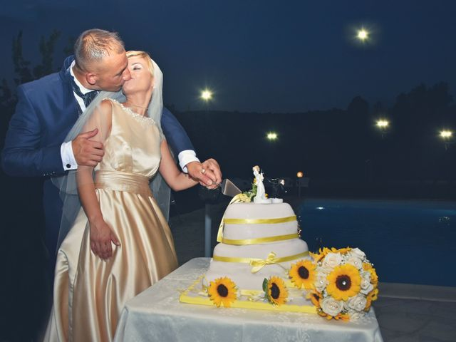 Il matrimonio di Alessandro e Marianna a Sinnai, Cagliari 73
