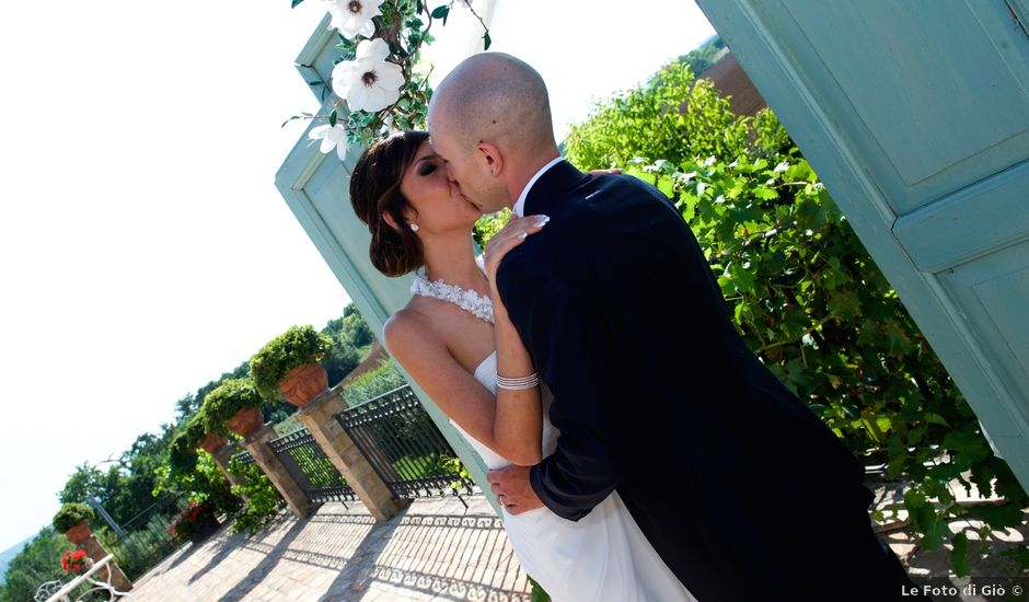 Il matrimonio di Matteo e Federica a Pescara, Pescara