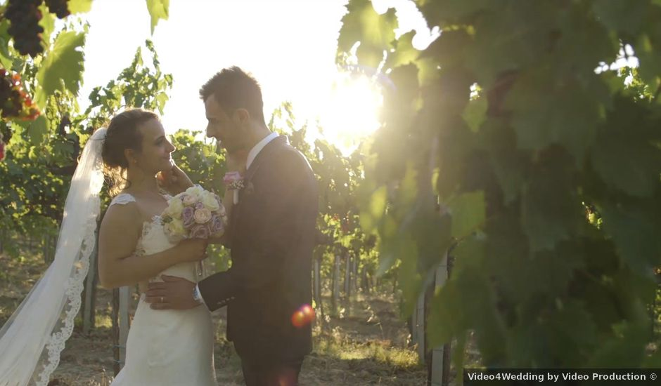 Il matrimonio di Leonardo e Sara a Gambassi Terme, Firenze