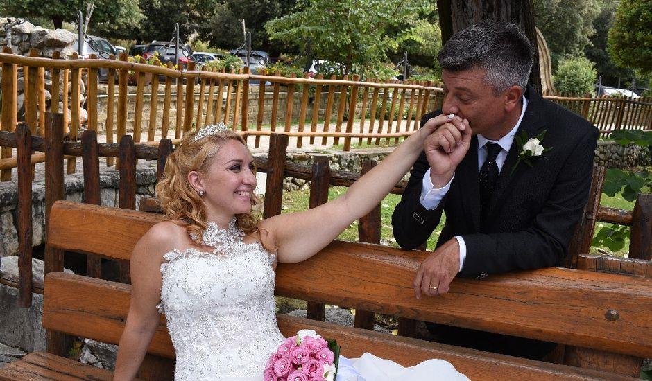 Il matrimonio di Marco e Carla a Cisterna di Latina, Latina