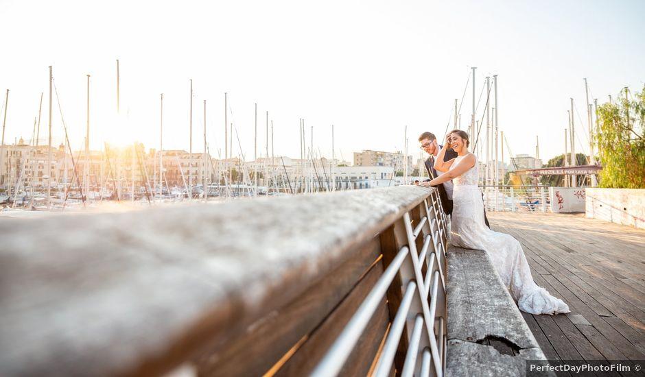 Il matrimonio di Gioacchino e Schjva a Palermo, Palermo