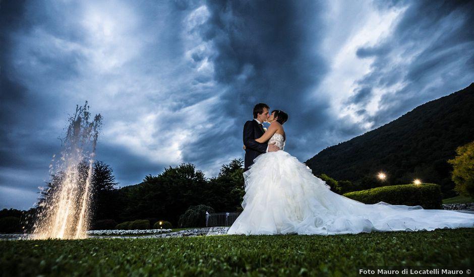 Il matrimonio di Michael e Veronica a Nembro, Bergamo