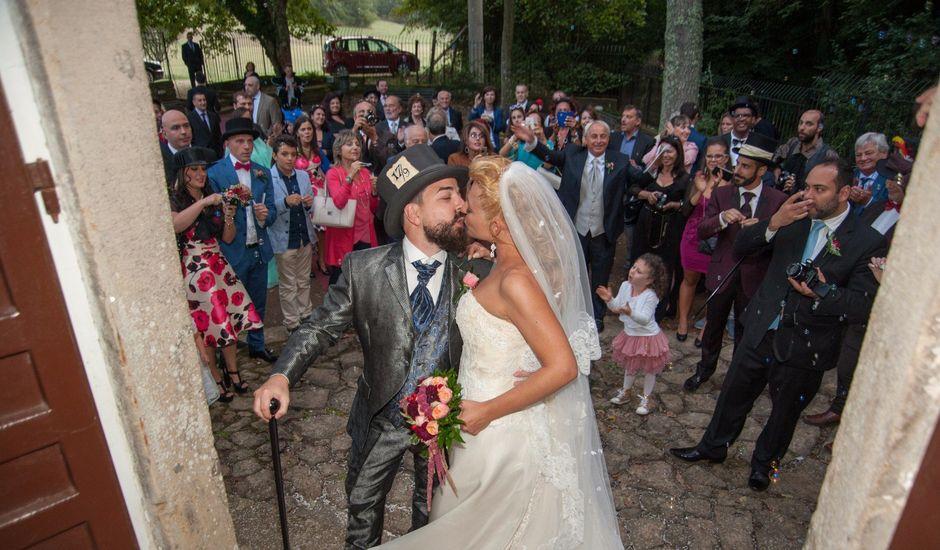 Il matrimonio di Ingrid e Emiliano a Manziana, Roma