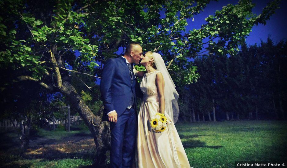 Il matrimonio di Alessandro e Marianna a Sinnai, Cagliari
