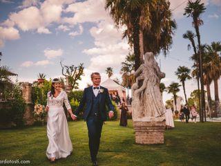 Le nozze di Dariusz e Melania 3