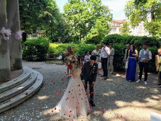 Le nozze di Elisa e Mitja